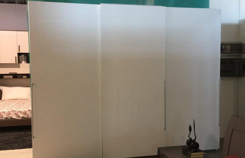Santa lucia armadio decapato bianco offerta mobilificio - Mobilificio santa lucia ...