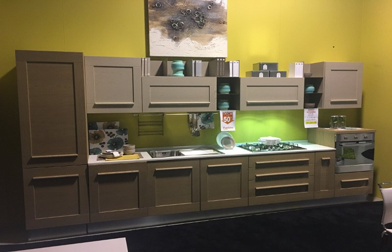 Cucine Lube cucine lube offerte : Mobilificio Fontana • Arredamenti per interni & outlet mobili ...